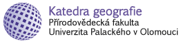 logo katedra geografie UP